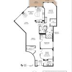 Floor Plans 3- 9885 Second Street
